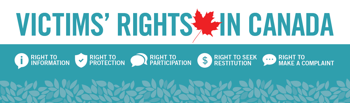 Victims' Rights in Canada