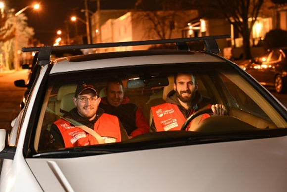 Operation Red Nose is a national program against impaired driving. During the holiday season, it provides rides to people who plan on going out and drinking or who simply do not feel fit to drive. The service is free, confidential and provided entirely by volunteers.